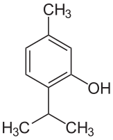 formula thymol