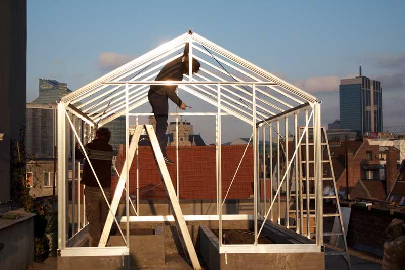 greenhouse skeleton