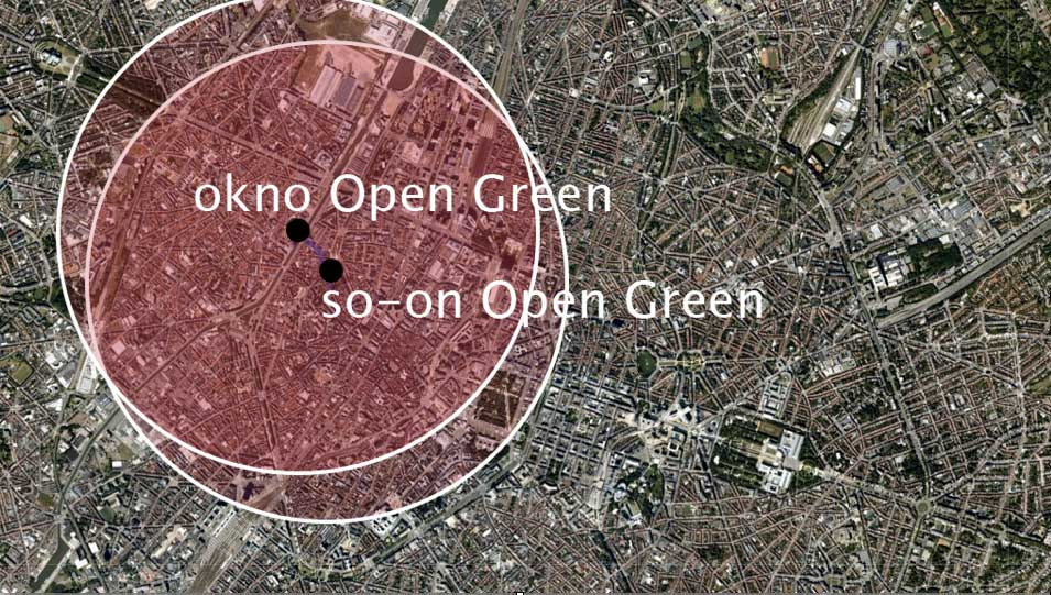 connected OpenGreens