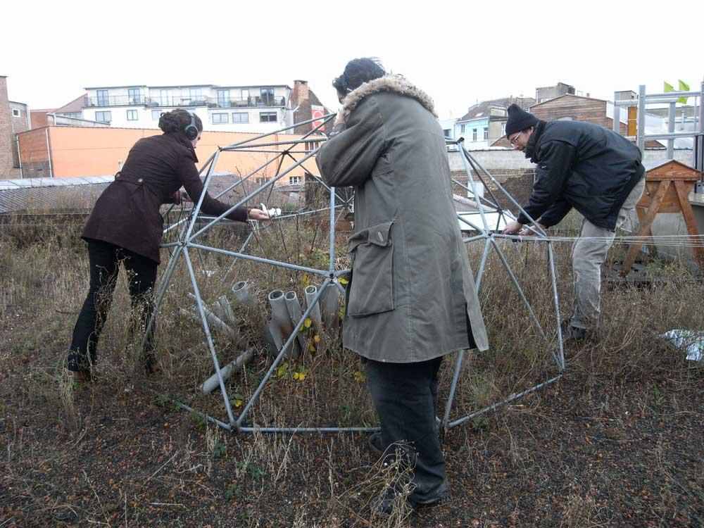 mapping the okno garden