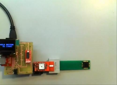 nano gas sensor