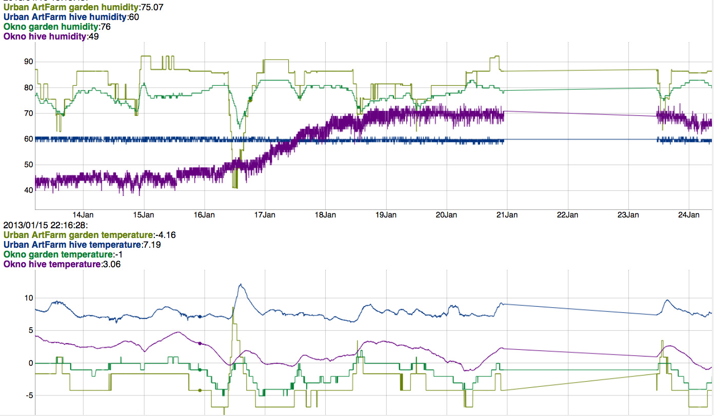 citybees realtime graph dd. 24/01/2013