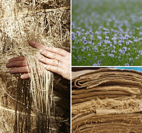 flax, linen