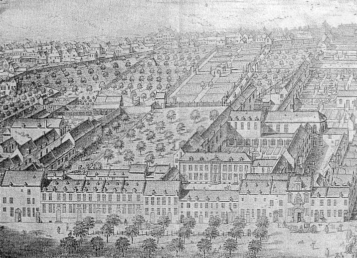 klooster jericho aan de markten